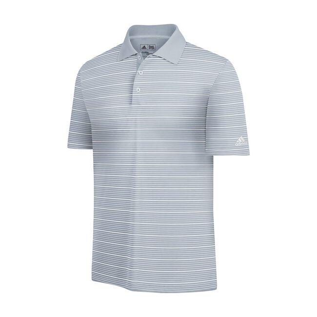 ClimaLite Two-Color Stripe Polo
