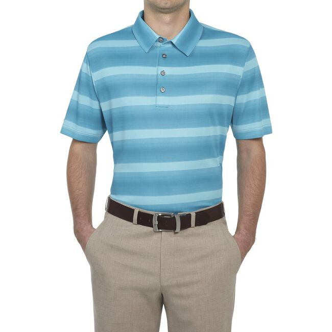 Performance Double-Knit Golf Shirt