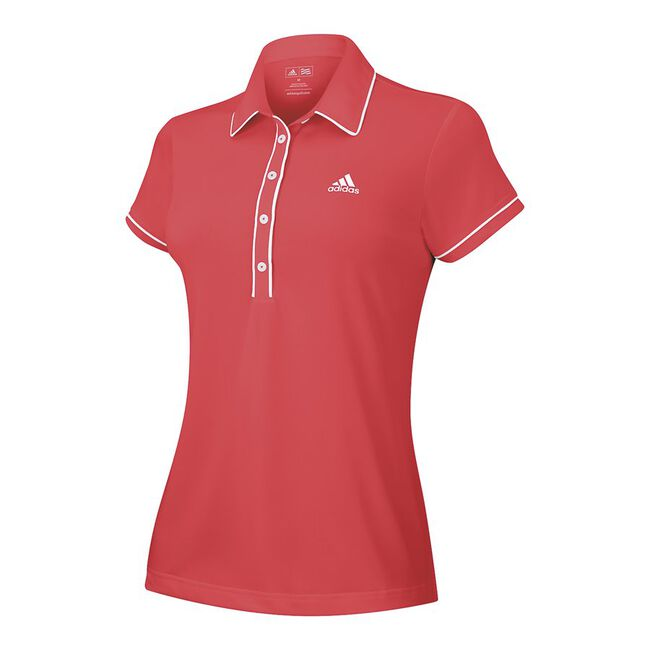 ClimaLite Piped Solid Polo