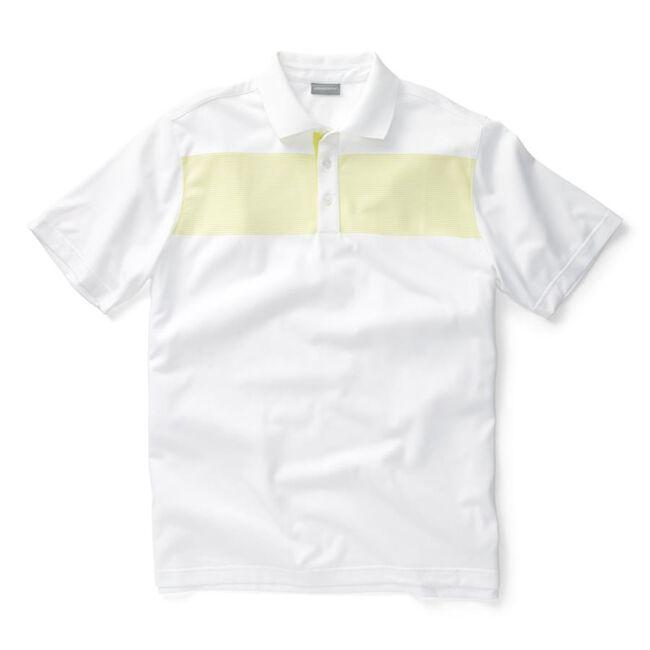 Performance EZ-SOF Chest Stripe Golf Shirt