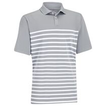 Stretch Pique Engineer Stripe Polo