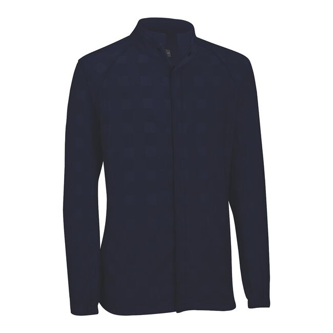 Plaid Print Stretch Wind Jacket