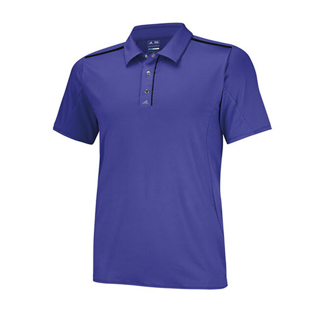 Puremotion Tour ClimaCool Flex Rib Texture Polo