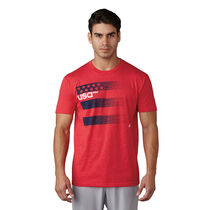 3-Stripe USA Tee