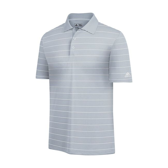 ClimaLite Two-Color Stripe Polo