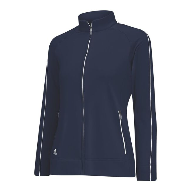 3-Stripes Piped Jacket