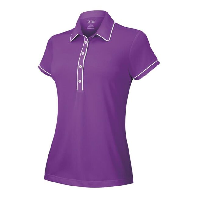 Puremotion Piped Polo