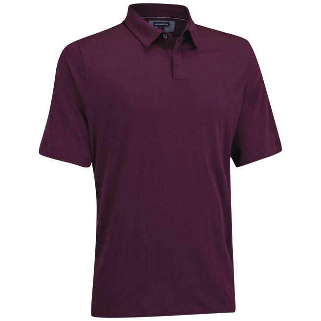 Merino Wool Golf Shirt