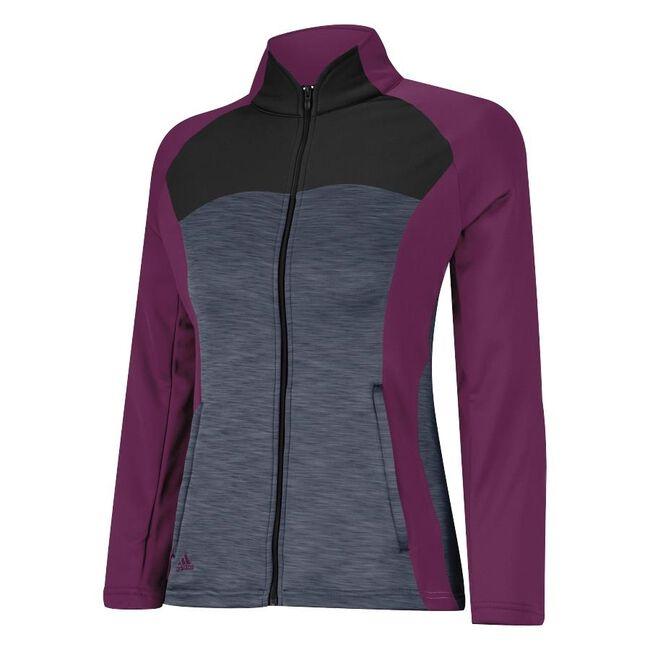 ClimaWarm Full-Zip Contrast Jacket