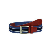 Leather Cotton Belt