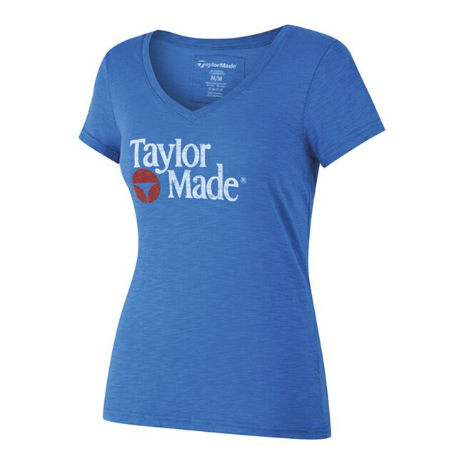 TaylorMade 85 Logo Ladies T-Shirt