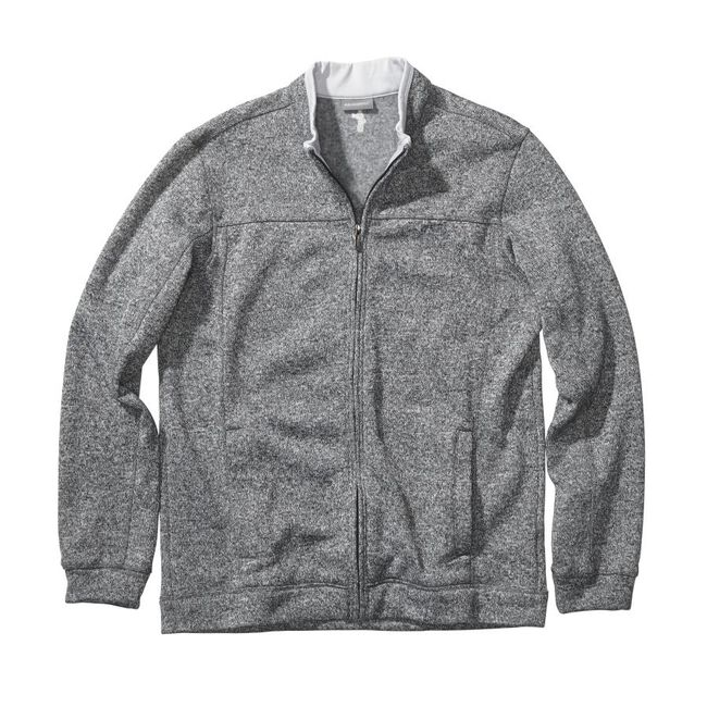 Sweater Fleece Jacket