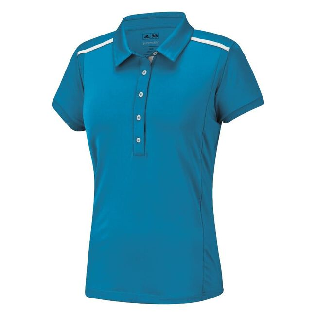 Puremotion Textured Block Polo