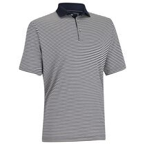 Interlock Stripe Golf Shirt