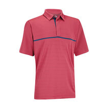Stretch Pique Engineered Golf Shirt