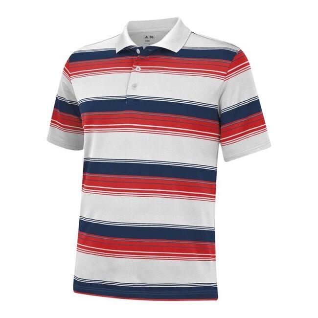 Boy's Puremotion Merch Stripe Polo