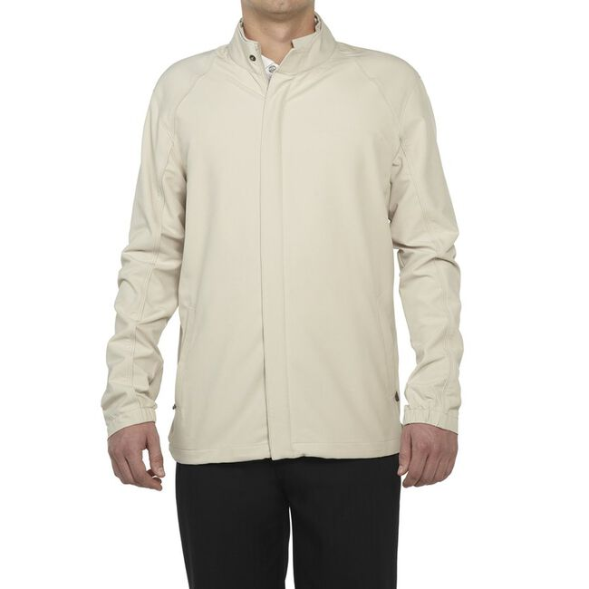 Solid Stretch Wind Jacket