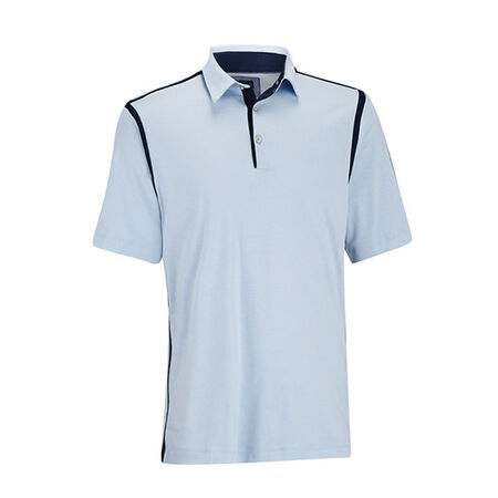 Premium Cotton Solid Golf Shirt