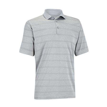 Plaited Stripe Golf Shirt