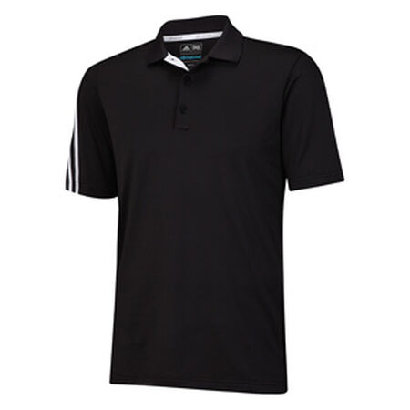 Boys ClimaCool 3 Stripes Youth Polo