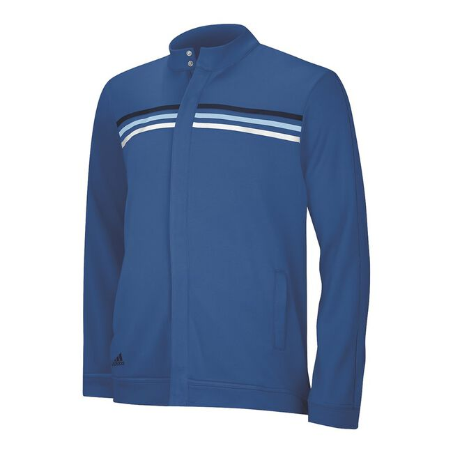 Boys ClimaLite 3-Stripes Jacket