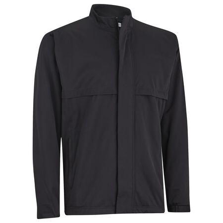 Waterproof Solid Stretch Rain Jacket