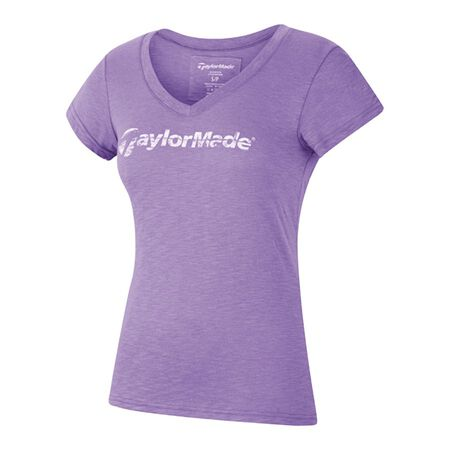 TaylorMade Logo Ladies T-Shirt