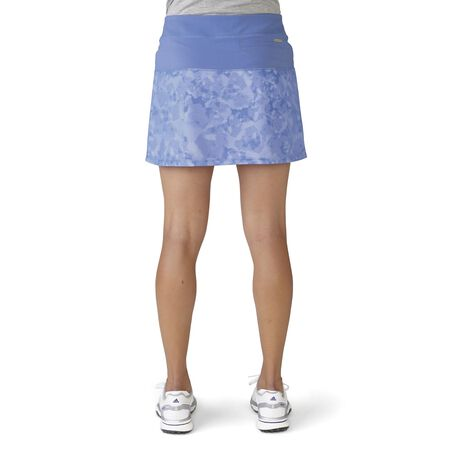 Tour Mixed Print Pull On Skort