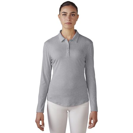 Essentials  Long Sleeve Polo