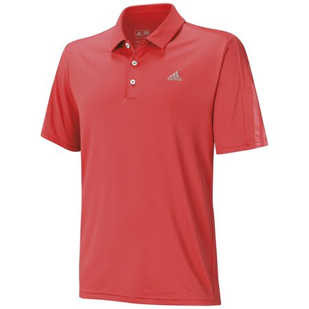 climacool Debossed 3-Stripes Polo