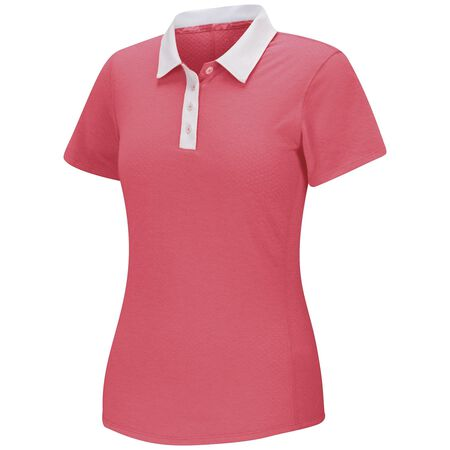 tour floral traditional polo
