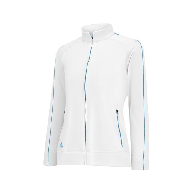 Girl's 3-Stripes Piped Jacket