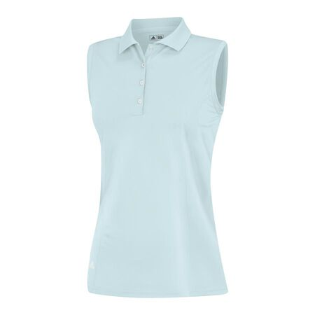 ClimaLite Solid Jersey Sleeveless Polo