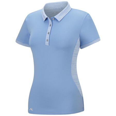 Advanced Texture Mix Polo