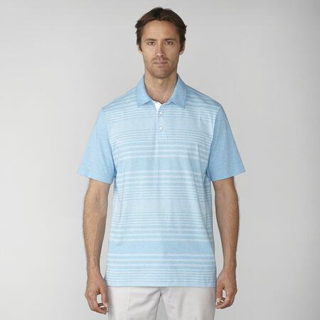 Single Dye Eco Heather Polo