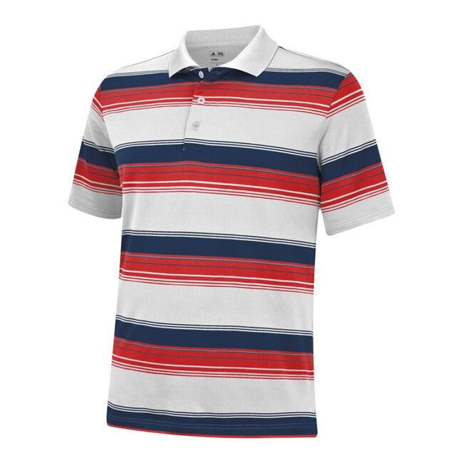 Boy's Puremotion Merch Stripe Polo