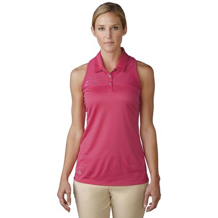 Tour climachill™ sleevless polo
