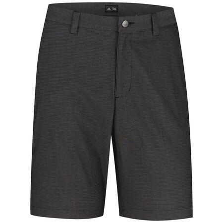 Stretch Horizontal Texture Stripe Short