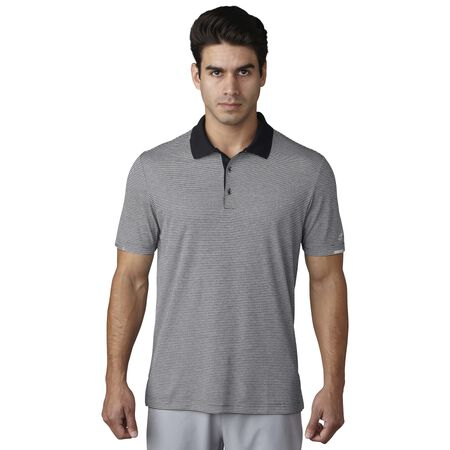 climachill Heather Microstripe Polo
