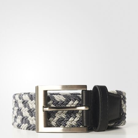 Braided Weave Stretch Belt