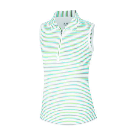 Girl's ClimaLite sleeveless polo