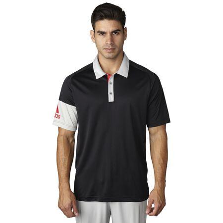 climacool®  Sleeve Block Polo