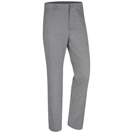 Cotton Blended Slub Flat Front Pant
