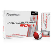 AeroBurner Soft Golf Balls