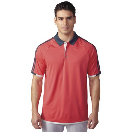 climachill 3-Stripes Competition Polo