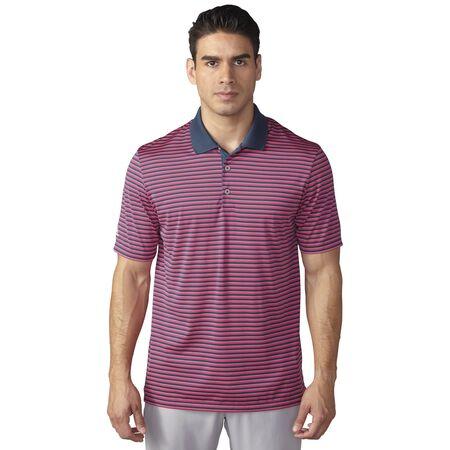Performance 3-color Stripe Polo