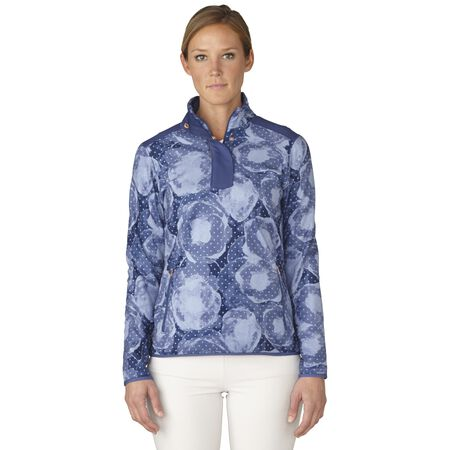 climawarm Printed Fleece 1/2 Zip