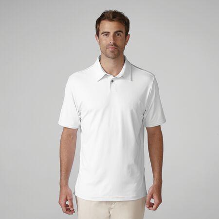 Matte Interlock Solid Golf Shirt