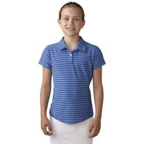 Girls Essential Cotton Hand Stripe Polo
