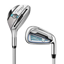 Blue Women's Combo Irons